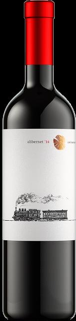 ALIBERNET 2014 Chateau Rúbaň AOV suché víno červené