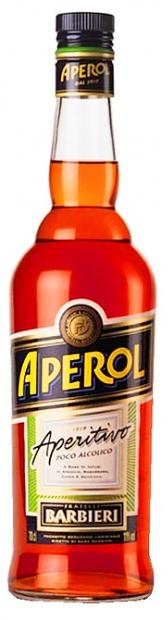 APEROL SPRITZ aperitivo likér Barbieri Italia