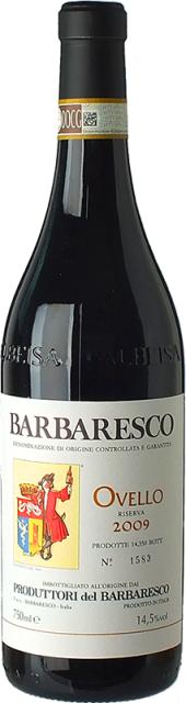 BARBARESCO OVELLO Produttori del Barbaresco Piemont DOCG