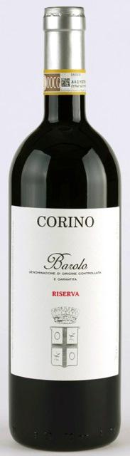 BAROLO Riserva Corino DOCG