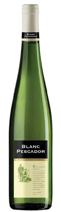 Blanc Pescador Perelada vino Empordá Španielsko