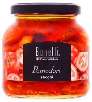 Bonelli - Sušené paradajky v oleji - Pomodori Secchi sott´olio