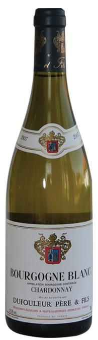 Bourgogne Chardonnay AOC 2009 Dufouleur Pere & Fils