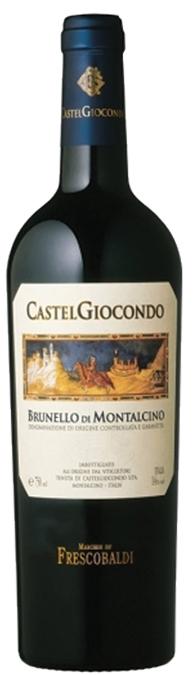 Brunello di Montalcino DOCG Castel Giocondo Frescobaldi vini