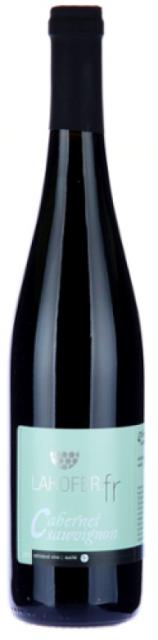 CABERNET SAUVIGNON vinárstvo LAHOFER suché červené