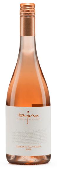 CABERNET SAUVIGNON Rosé - ružové Vinárstvo Tajna polosuché víno