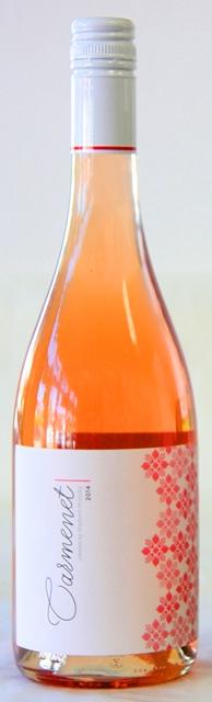 CARMENET 2014 ružové víno Vladimír Hronský EnoVia