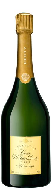 Champagne couvée Wiliam Deutz Ay Brut