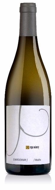 CHARDONNAY Modra 2017 Repa Winery biele víno
