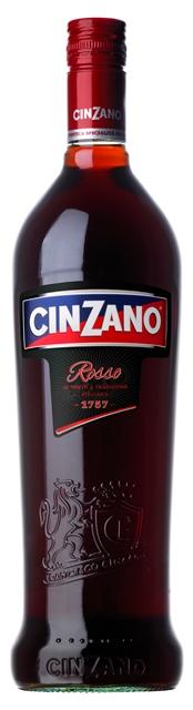CINZANO Rosso aperitív červené víno 14,4% 0,75 l
