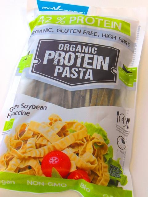 Cestoviny Pasta Fettuccine organic protein gluten free 200g