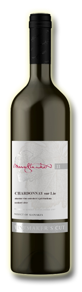 Chardonnay 2011 SUR LIE Mrva Stanko Winemakers cut