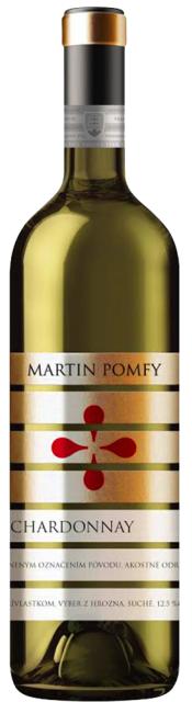 Chardonnay 2015 MAVÍN Martin Pomfy VZH Jasová