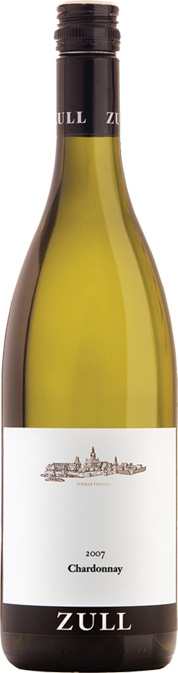 Chardonnay 2012 Zull vinárstvo Rakúsko