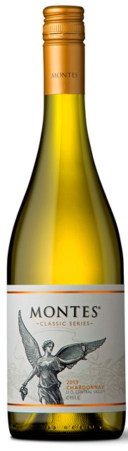 Chardonnay Classic MONTES vino Chile - Čile