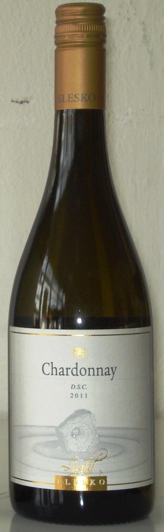 Chardonnay light Elesko 2011 sladké