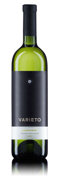 Chardonnay neskorý zber 2012 Karpatská Perla Varieto