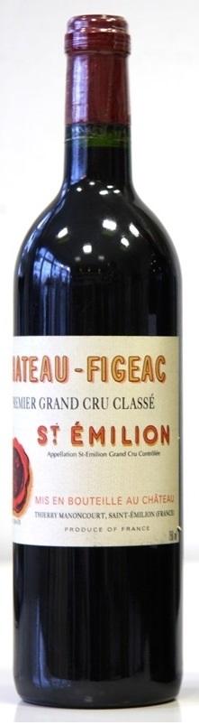 Chateau Figeac Premier Grand Cru Classe St. Emilion France