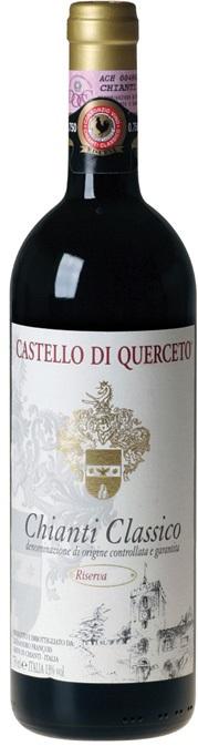 Chianti Classico Riserva DOCG Castello Di Querceto