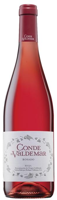 Conde de Valdemar RIOJA Rosado - rosée - ružové