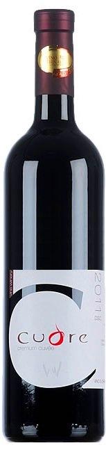 Cuore Cuvée 2011 Vins Winery Richard Tóth D.S.C. červené