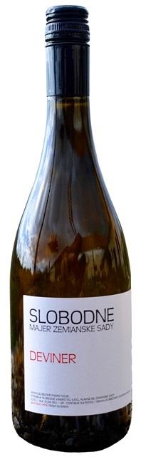 DEVINER Cuvée Devín , Tramín Slobodné vinárstvo Zemianske sady