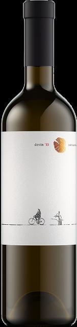 DEVÍN 2015 Chateau Rúbaň Neskorý zber biele víno