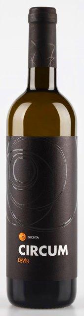 DEVÍN CIRCUM NICHTA 2014 vinárstvo Čajkov neskorý zber