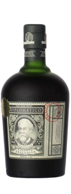 DIPLOMATICO RUM | RON reserva exclusiva 12 years Venezuela