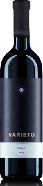 DUNAJ 2013 Karpatská perla výber z hrozna suché víno červené