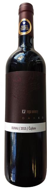 DUNAJ 2015 Čajkov Repa winery oaked DSC