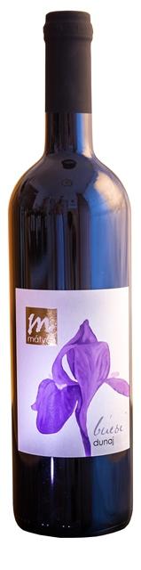 DUNAJ 2016 András Matyás červené víno suché