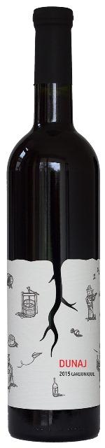 DUNAJ Carbonique vinárstvo Vladimír Magula Bio víno červené