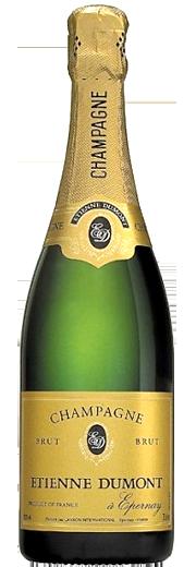 ETIENNE DUMONT á Epernay LANSON Champagne brut France