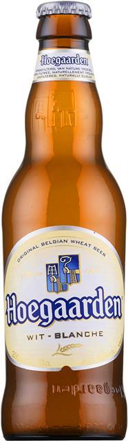 Hoegaarden Wit Blanche Belgian wheat beer - pivo