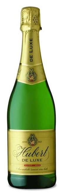 Hubert de Luxe 1.5 l , Magnum fľaša šumivé víno