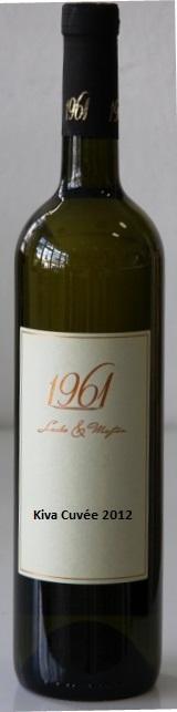 Kiva Cuvée 2012 Lacko & Majtán akostné odrodové víno biele