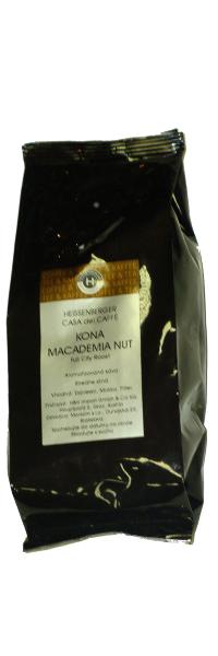 Kona Macadamia Nut pražená káva 250g Heissenberger