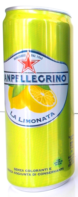 LA LIMONATA SANPELLEGRINO Limonáda, malinovka, nealkoholická