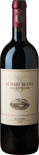 LE SERRE NUOVE DELL ORNELLAIA Bolgheri Tuscany Rosso