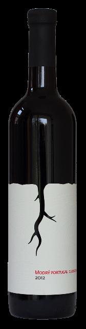 MODRÝ PORTUGAL 2012 CLASSIQUE vinárstvo Magula