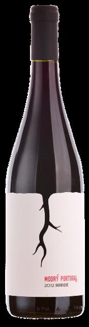 MODRÝ PORTUGAL barrique 2012 vinárstvo Vladimír MAGULA