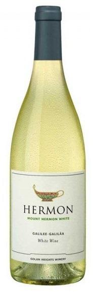MOUNT HERMON WHITE YARDEN Galilee Israel Kosher víno