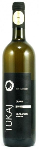 MUŠKÁT ŽLTÝ 2013 NZ Tokaj Macík Winery