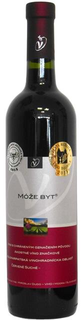 MÓŽE BYT 2014 vinárstvo Miroslav DUDO akostné značkové víno