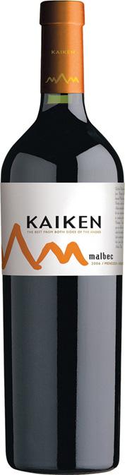 Malbec Reserva Kaiken 2010 Argentina