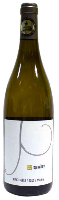 PINOT GRIS Repa Winery