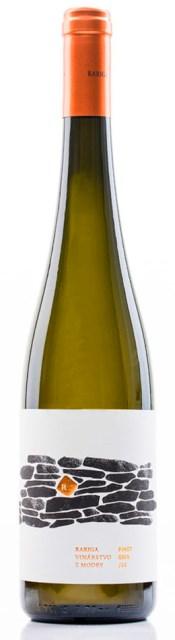 PINOT GRIS Rulandské šedé 2015 vinárstvo Rariga Modra suché víno