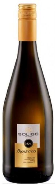 PROSECCO Soligo Frizzante víno biele šumivé