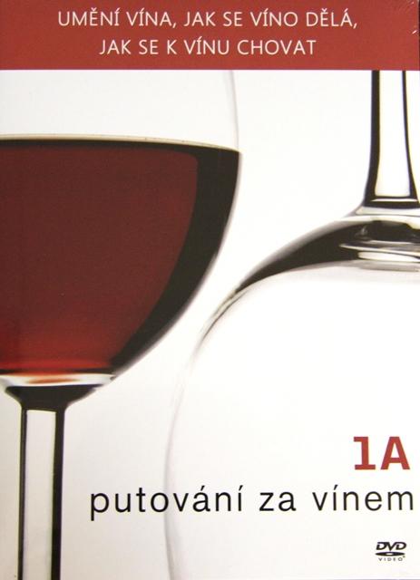 PUTOVANIE ZA VÍNOM DVD FILM - Umenie vína. Ako sa víno vyrába.